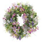 光触媒アートフラワー(造花、壁掛けタイプ) ミックスリースL