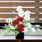 Yahoo!光の楽園ショップ モントブレッテ光触媒アートフラワー(造花) 光の楽園 ホワイトモダン、新商品