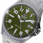 ★レビューでクロスプレゼント★ オリエント ORIENT 自動巻き メンズ 腕時計 SER2D006F0 カーキ