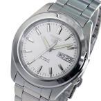 ★レビューでクロスプレゼント★ セイコー SEIKO セイコー5 SEIKO 5 自動巻き メンズ 腕時計 SNKM61K1 ホワイト
