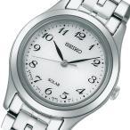 セイコー SEIKO スピリット ソーラー レディース 腕時計 STPX007 ホワイト 国内正規 正規1年保証