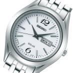 セイコー SEIKO スピリット ソーラー レディース 腕時計 STPX027 ホワイト 国内正規 正規1年保証