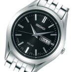 セイコー SEIKO スピリット ソーラー レディース 腕時計 STPX031 ブラック 国内正規 正規1年保証