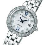 セイコー エクセリーヌ レディース 腕時計 SWCW083 ホワイト 国内正規 正規1年保証