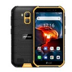 [その他のエリア,オレンジ]Ulefone Armor X7 Pro5.0インチNFCIP68IP69K防水Android10 4GB RAM 32G