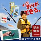安心の6カ月保証 釣り竿セット 小物釣りAセット 200A-29 TOISTAX 釣具 よくばり セット 2m 釣り竿 初心者 釣り具セット 子供
