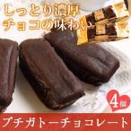 プチガトー(チョコレート) 4個セット