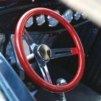 "California Metal Flake Steering Wheels 34cm(13.5"") SLOTTED HOLE SPOKES"
