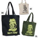Rat Fink(ラットフィンク)  New カラー トート バッグ
