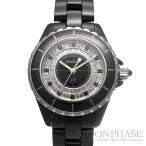 【中古】シャネル J12 ダイヤモンド Ref.H1738 その他 クォーツ-腕時計