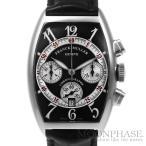 【中古】フランクミュラー トノウ カーベックス クロノグラフ Ref.5850CC AT SS(ステンレススチール) 自動巻き-腕時計