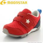 Yahoo!ムーンスター 公式ショップムーンスター [セール50%OFF]  子供靴 ベビーシューズ キャロット MS B88 レッド moonstar