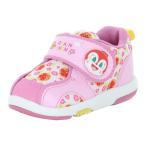 子供靴 アンパンマン ベビー シューズ ベビー08 ピンク