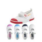 ムーンスター 上履き 子供靴 キャロット CR ST13 上靴 お受験 面接 入園式 入学式 moonstar ハーフサイズ