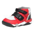 子供靴 キッズスニーカー ムーンスター CR C2140 レッド