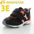Yahoo!ムーンスター 公式ショップムーンスター [セール50%OFF]  子供靴 キッズスニーカー MS C2169 ブラック 幅広3Eタイプ moonstar
