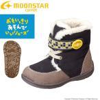 Yahoo!ムーンスター 公式ショップムーンスター 子供靴 [セール50%OFF] キッズブーツ キャロット CR C2186 ブラック 撥水加工 moonstar