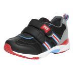 ムーンスター 子供靴 キッズスニーカー 抗菌防臭 男子 MS C2209 ブラック moonstar