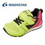 Yahoo!ムーンスター 公式ショップムーンスター セール 子供靴 キッズスニーカー MS C2121G ライム/フューシャ moonstar