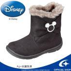 Yahoo!ムーンスター 公式ショップディズニー [セール] 子供靴 キッズブーツ DN C1243 ブラック disney_y