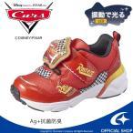 ディズニー [セール] カーズ 子供靴 男子 キッズスニーカー DN C1244 レッド disney_y 抗菌