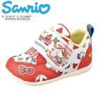 サンリオ ハローキティ [セール] 子供靴 女子 ベビーシューズ SAN B01 レッド