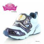 ディズニープリンセス [セール] 子供靴 女子 キッズスニーカー DN C1248 ネイビー
