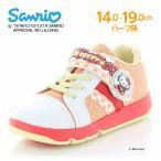 サンリオ [21年春新作] ハローキティ 子供靴 キッズスニーカー SAN C013 レッド