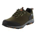ムーンスター ウォーキングシューズ メンズ 防水 SPLT SDM02 カーキ 幅広4E moonstar