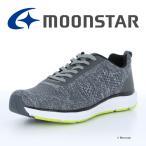 ムーンスター [セール] メンズ ウォーキングシューズ SNGY M02 グレイ moonstar 抗菌