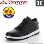 ショッピングスノーシューズ カッパ Kappa スノトレ メンズ KP STM40 ティファーレM ブラック 防水設計 スノーシューズ
