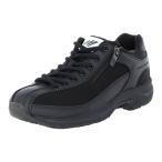ショッピングウォーキングシューズ ウォーキングシューズ レディース ムーンスター ワールドマーチ WL7505CW ブラック moonstar