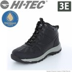 ショッピングスノーシューズ ハイテック HI-TEC スノーブーツ メンズ/レディース HT BTU13 DARTMOOR WP ブラック 防水設計