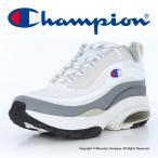チャンピオン [セール] Champion メンズ/レディース スニーカー CP FA005 ASTRO CUSH ホワイト/グレイ MNS
