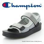 チャンピオン [21年春新作] Champion メンズ/レディース サンダル CP LS054 COAST STRAP グレー