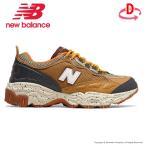 ニューバランス [セール] newbalance メンズ/レディース アウトドアシューズ NB ML801 NEC D ブラウン