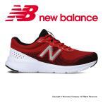 ニューバランス [2021年春新作] new balance メンズ フィットネス ランニング NB M411 D LR2 レッド/ブラック