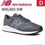 ニューバランス 【セール】 メンズ/レディース スニーカー NB MRL005 GW D グレイ newbalance