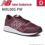 ニューバランス 【セール】 メンズ/レディース スニーカー NB MRL005 OW D バーガンディ newbalance