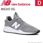 ニューバランス [セール] newbalance メンズ/レディース スニーカー NB MS247 EG マーブルヘッドの画像