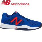 ショッピングテニス シューズ ニューバランス 【セール】 テニスシューズ メンズ MC996 ブルー