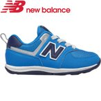 ニューバランス 【セール】 子供靴 キッズ スニーカー KS574 SBI 14.0cm〜16.5cm ブルー