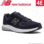 ショッピングウォーキングシューズ ニューバランス レディース ウォーキングシューズ WW880 NV3 4E ネイビー/ゴールド newbalance