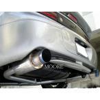 三菱GTO(Z15A/Z16A)◆115φチタンテール砲弾左右出しTiマフラー