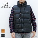 ジョンブル JOHNBULL ダウンベスト 30デニールナイロン 16585 ルーム メンズ/返品・交換不可/SALE セール