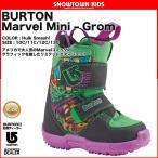15-16 2016 BURTON バートン Marvel Mini Grom マーベルミニグロム スモール キッズ