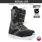 BURTON RITUAL LTD バートン リチュアル Black/Multi 16-17 2017