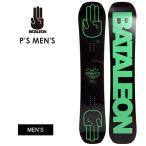 BATALEON バタレオン P'S MENS 148 151 154 2019 スノーボード 板 メンズ