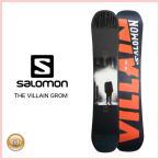 17-18 2018 SALOMON サロモン THE VILLAIN GROM ビレイングロム 133 138 キッズ スノーボード 板 ジュニア 子供