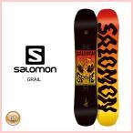 17-18 2018 SALOMON サロモン GRAIL グレイル 120 130 キッズ スノーボード 板 ジュニア 子供